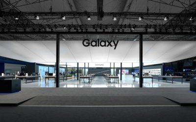 Samsung MWC Barcelona 2018