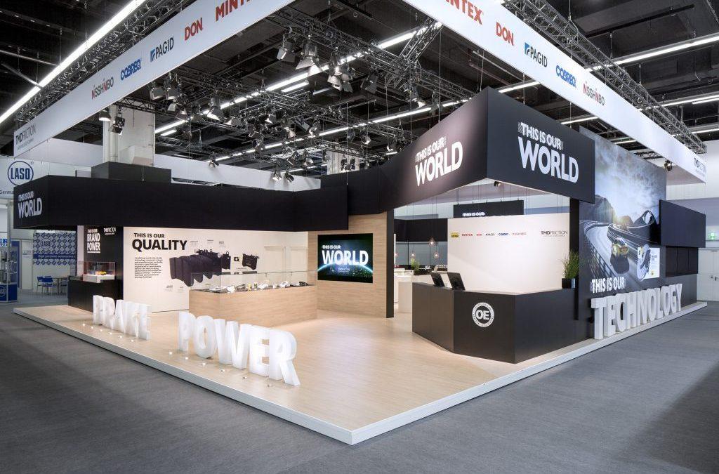 TMD Friction Automechanika Frankfurt 2018