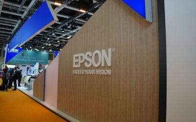 Epson Fespa Berlin 2018