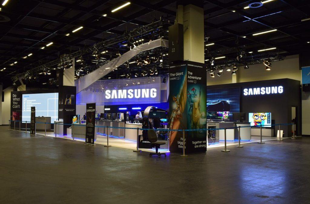 Samsung Gamescom Köln 2018