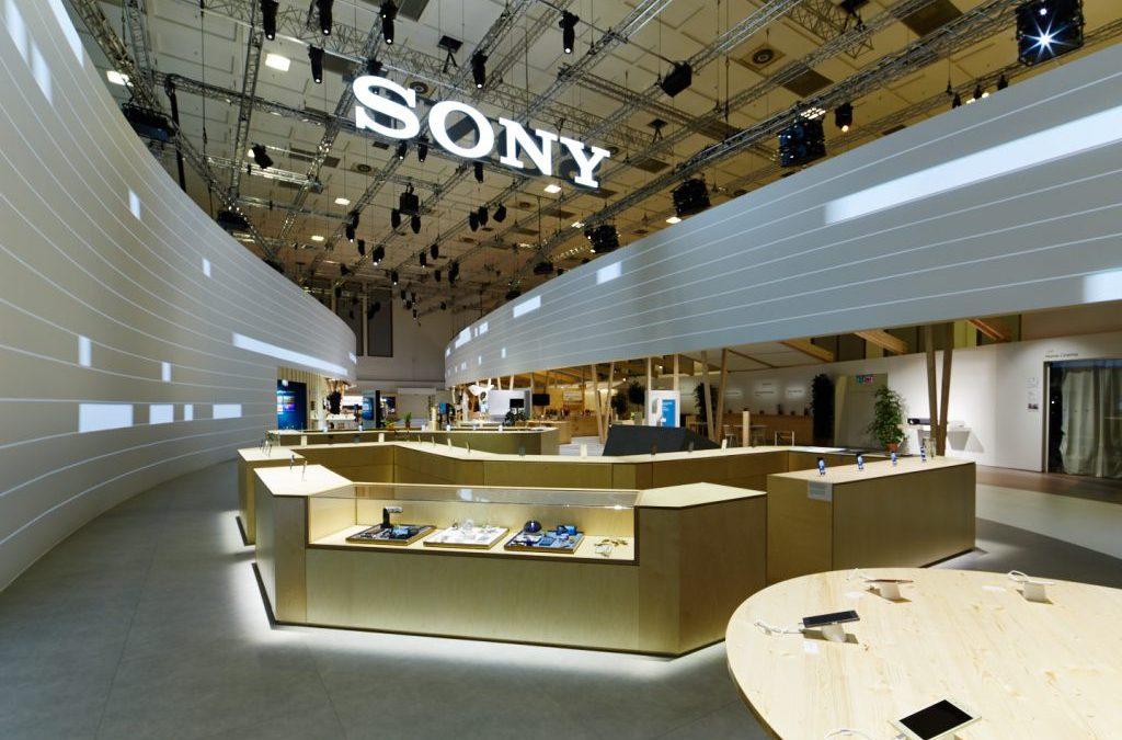 Sony IFA Berlin 2016