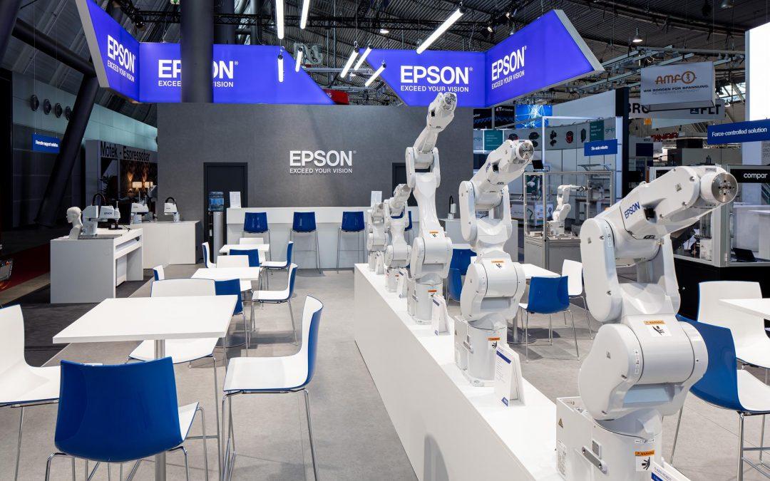 EPSON Motek 2019
