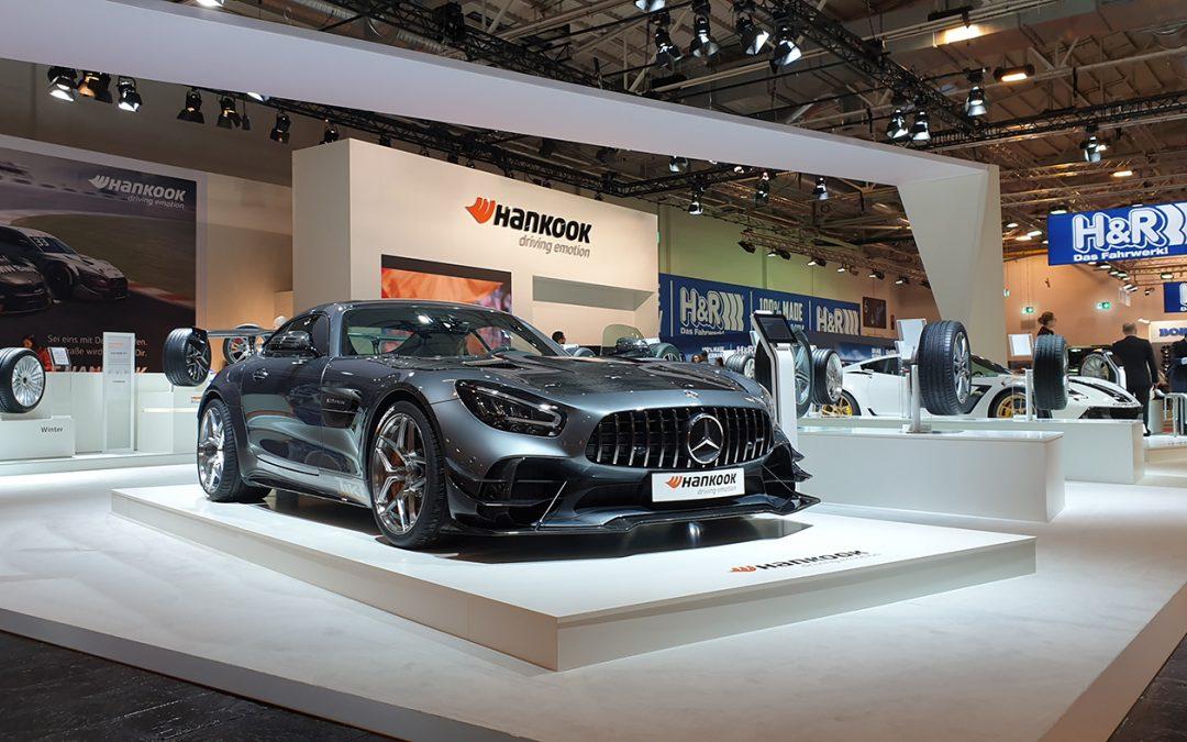Hankook Essen Motor Show 2019